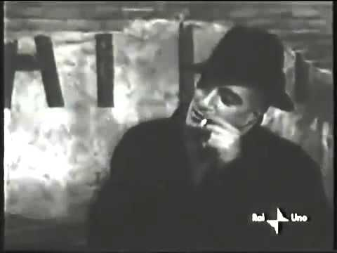 """Vittorio De Sica: """"Io sono nato a Sora"""" (dal film Il Generale Della Rovere di Rossellini)"""