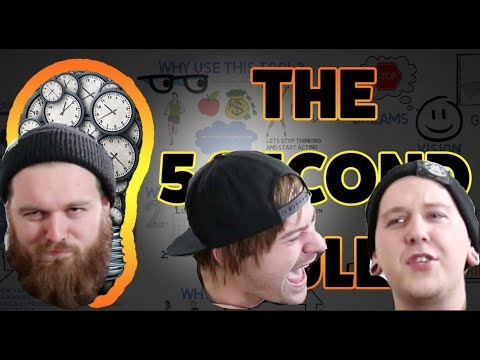 testing our mental speed! (five second rule) *so funny*