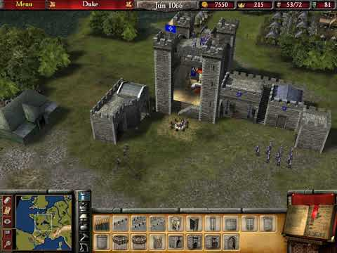 Stronghold 2 color glitch for Kingmaker |