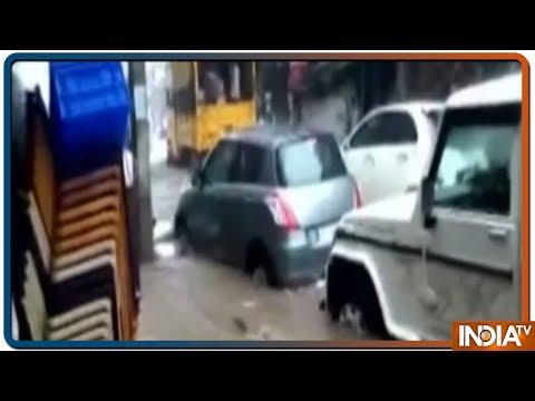 Karnataka: हुबली में बरसी आसमान से आफत !