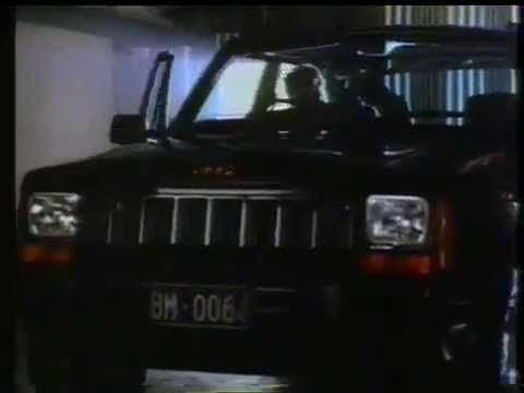 Jeep Cherokee TV ad