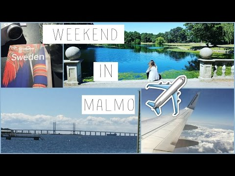 A Weekend in Malmo | Vlog | Emma Jayne
