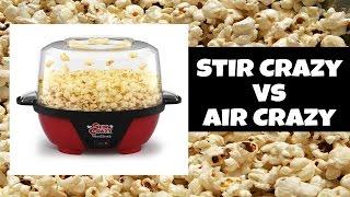 Stir Crazy vs. Air Crazy