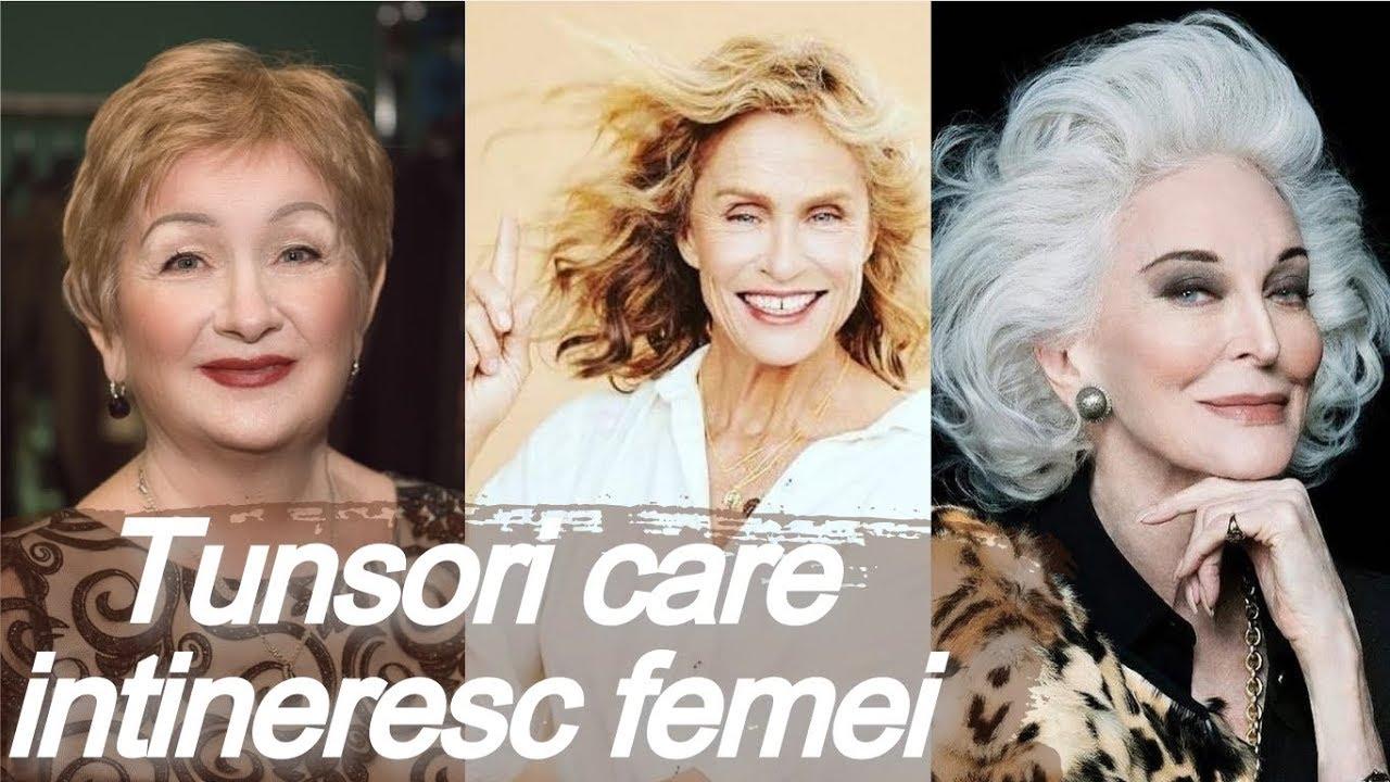 20 Modele Tunsori Care Intineresc Femei Mature