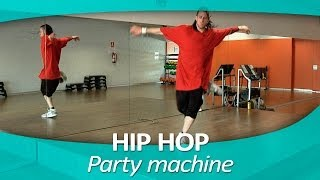 HIP HOP 10. Party machine
