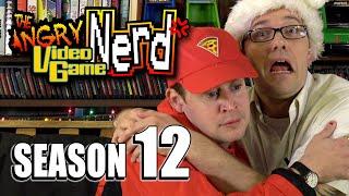 Angry Video Game Nerd - Season 12 (AVGN Full Season Twelve)