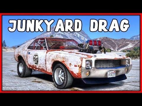 GTA 5 Roleplay - I BOUGHT CHEAPEST JUNKYARD DRAG BUILD | RedlineRP #778