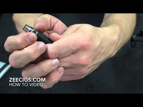 Instructions Joye eGo-C Electronic Cigarettes Help eCigs Problems Leaking Fix Joyetech Vapor