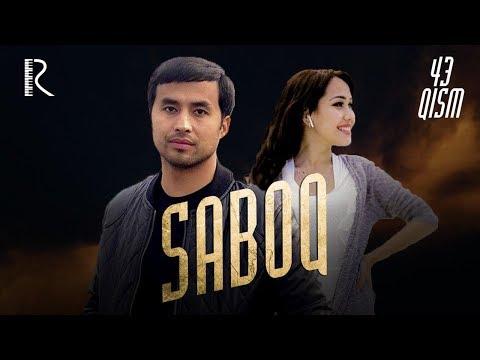 Saboq (o'zbek serial) | Сабок (узбек сериал) 43-qism #UydaQoling