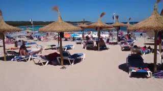 Walk on Mallorca 2016 - S'illot to Sa Coma 1080p