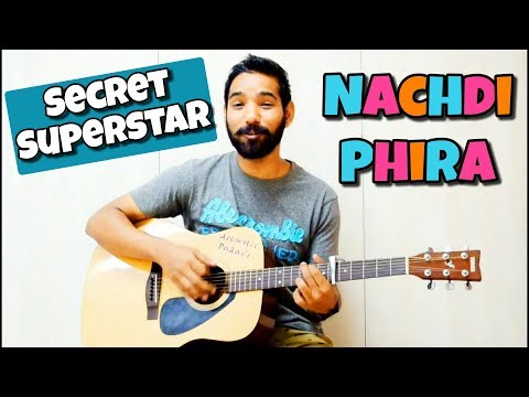 Nachdi Phira Guitar Chords Lesson |Secret Superstar| |Meghna Mishra|