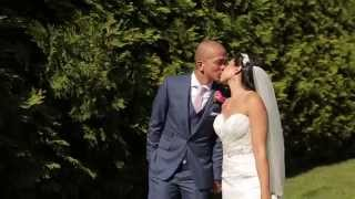 Sharon & Alvin's NJ Same Day Edit SDE Wedding Video at Addison Park in Aberdeen NJ by http   www abe