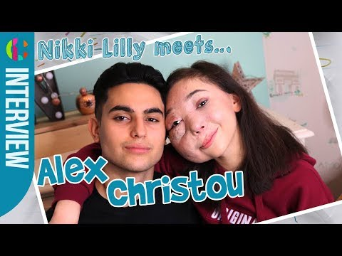 Nikki Lilly Meets... her brother Alex Christou!