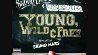 Snoop Dogg & Wiz Khalifa - Young, Wild & Free feat. Bruno Mars