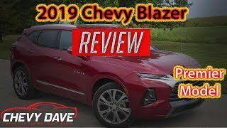2019 Chevrolet Blazer Premier Review - Chevy Blazer Premier Review - 5414
