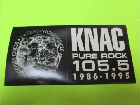 KNAC's Nasty Neil interviewing John Bush