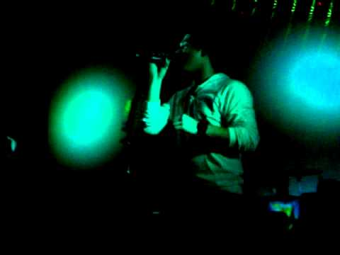 Stephen Jerzak - Lonely Hotel Room LIVE (Madison, Wisconsin 3/3/11)