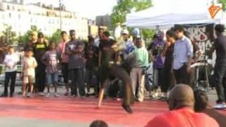 PARIS HIP HOP 2009 - Block Party - Dance Session