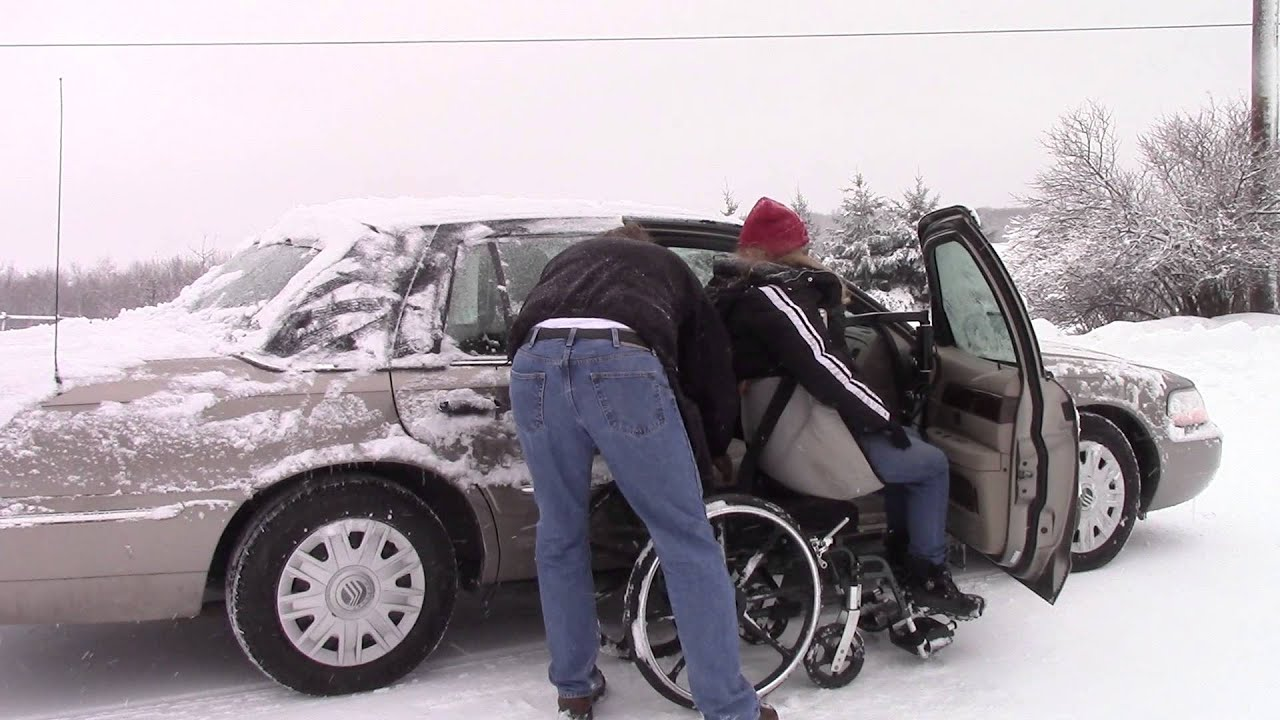 Multi Lift Disability Handicap In Lincoln Town Car Ford Crown Victoria Mercury Grand Marquis