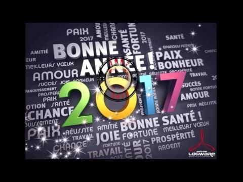 Le Groupe LOGWARE Vous Souhaite Une Très Belle Année 2017 !