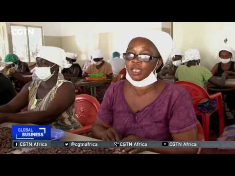 Handmade, organic chocolate from Togolese entrepreneurs