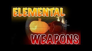 How To Get Elemental Weapons in Fortnite Fire, Water, Energy & Nature Save The World PVE