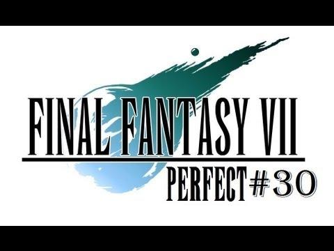 Final Fantasy VII Perfect Walkthrough Part 30
