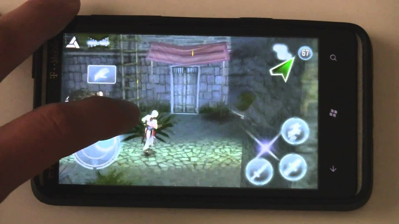 WP7 Game Review: Assassin's Creed (WMPoweruser com)