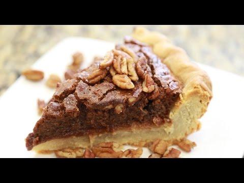 chocolate-pecan-pie!