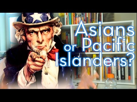 Are FILIPINOS Asians or Pacific Islanders?
