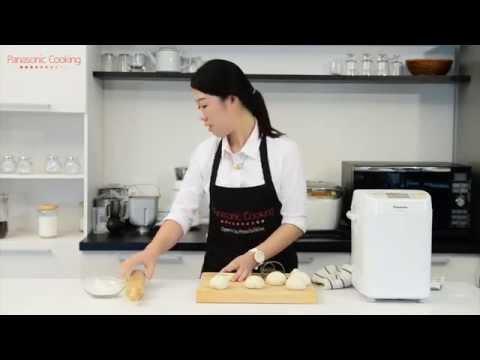 Doughnut by Panasonic Bread Maker เครื่องทำขนมปังอัตโนมัติ พานาโซนิค SD-P104