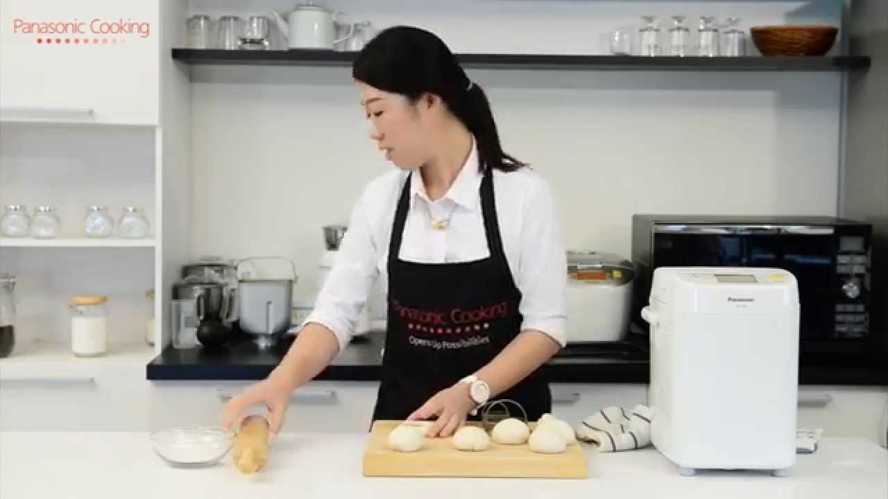 Doughnut by Panasonic Bread Maker เครื่องทำขนมปังอัตโนมัติ พานาโซนิค ...