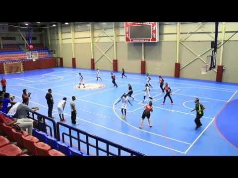 Mack Sports group Egypt Tour 2016 Ft AR Management   Game 2 Vs Olympic Egyptian Club