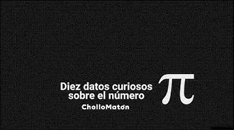 Imagen del video: Ciencia: 10 datos curiosos sobre el número pi (y que probablemente no sabías)