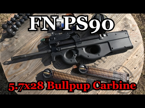 FN PS90 | 5.7x28 Bullpup Carbine