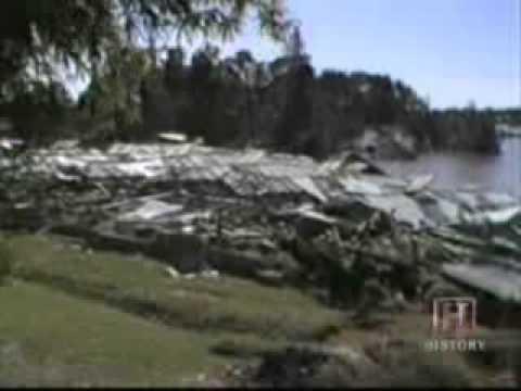 Lake Peigneur Mining Disaster
