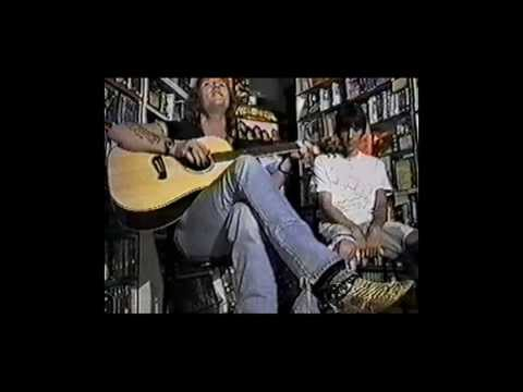 Enuff Z'nuff - Live in Japanese Record Store - Acoustic Show