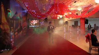 Новый год в стиле Мулен Руж, Астана