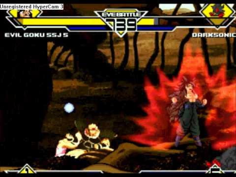 Evil Goku SSJ5 VS Dark Sonic - YouTube | 480 x 360 jpeg 20kB