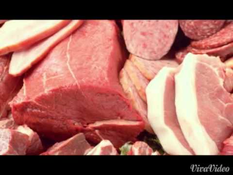 Carne vermelha e carne branca