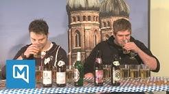 Bierblindverkostung in München: Schmeckt Augustiner besser als Oettinger?