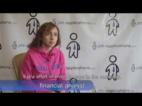 Financial Analyst Interview