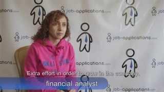 Financial Analyst Interview