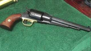 new army 1858 44 cal revolver part i