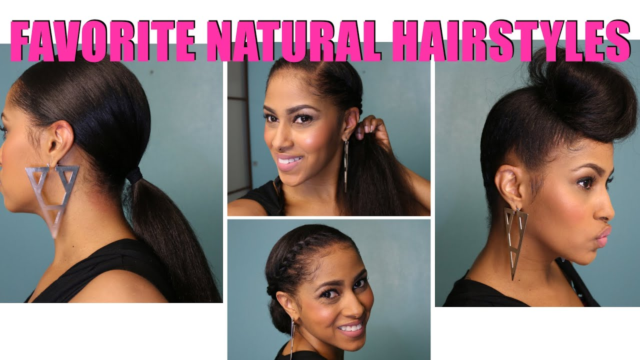 Natural hairstyles tutorial on my favorite natural hairstyles natural hairstyles tutorial on my favorite natural hairstyles chinacandycouture youtube solutioingenieria Choice Image