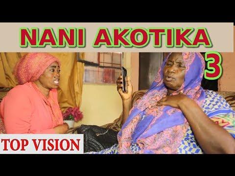 NANI AKOTIKA Ep 3 Theatre Congolais Buyibuyi,Makambo,Coquette,Barcelon,Faché