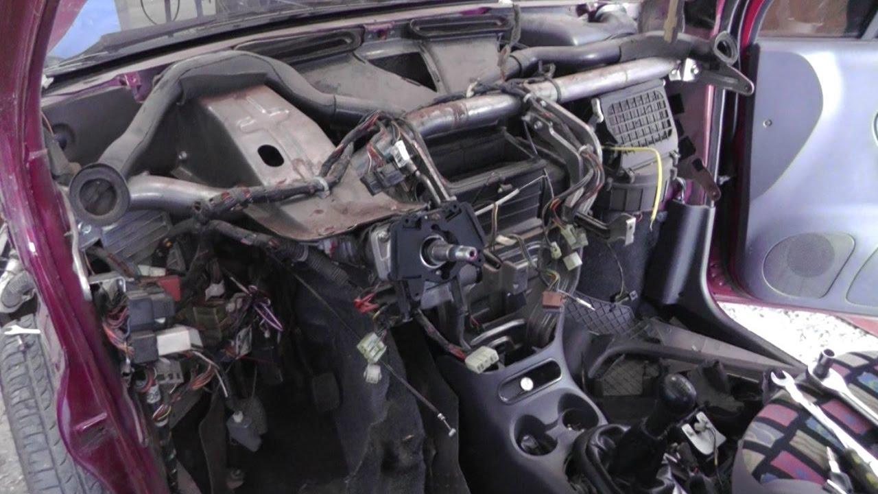 Daewoo Matiz.   Обзор повреждений.