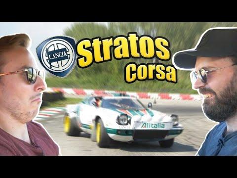 Download ESSAI Lancia Stratos : Juste incroyable.