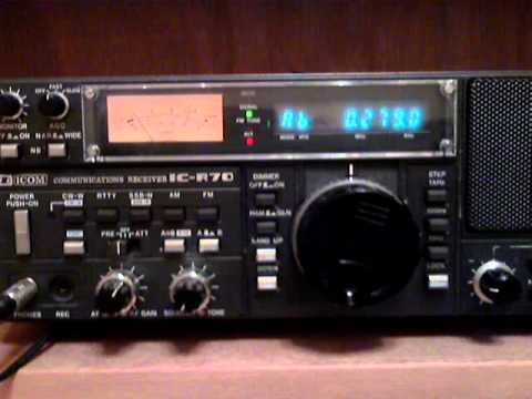 Turkmen Radio Watan on 279 KHz (Presumed)