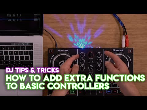 Serato Tips & Tricks: How To Add Extra Functions to Basic Controllers